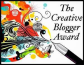 The Creative Blogger Award